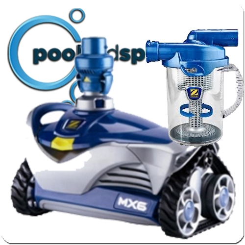 Pool And Spa Direct Zodiac Mx6 Pool Cleaner With
