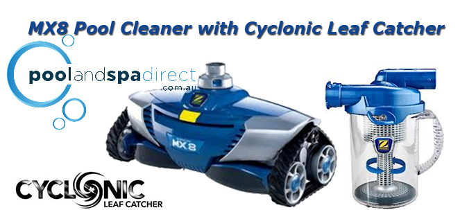 Pool And Spa Direct Zodiac Baracuda Mx8 Pool Cleaner