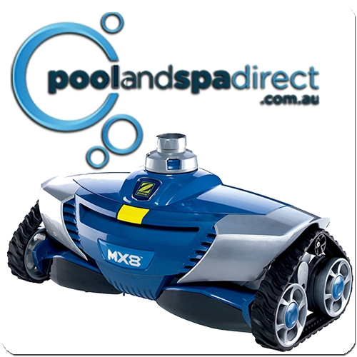 Pool And Spa Direct Zodiac Mx8 Automatic Pool Cleaner